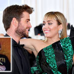 Miley Cyrus Malibu Liam Hemsworth