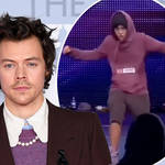 Harry Styles' dancing on The X Factor has resurfaced