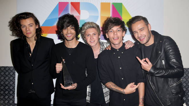 One Direction were the biggest group to break out of The X Factor