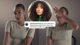 Leigh-Anne Pinnock has opened up about her documentary; Race, Pop & Power.