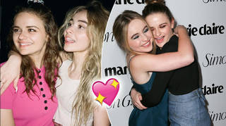 Joey King and Sabrina Carpenter have been friends for over 10 years.