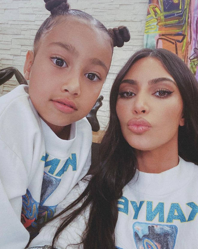 Nori's Black Book is a popular parody account for North West.