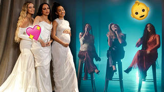 Little Mix Pregnant Confetti