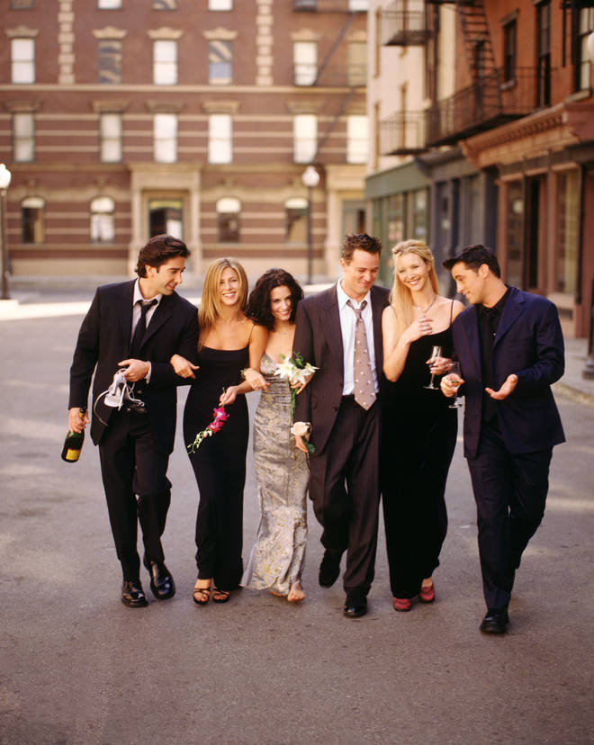The cast of Friends is reuniting for a special one-off show