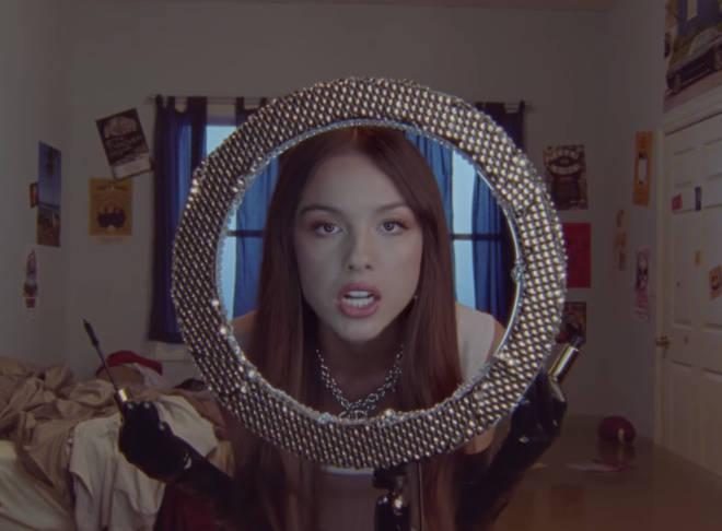 Olivia Rodrigo has addressed heartache in her new song 'good 4 u'.