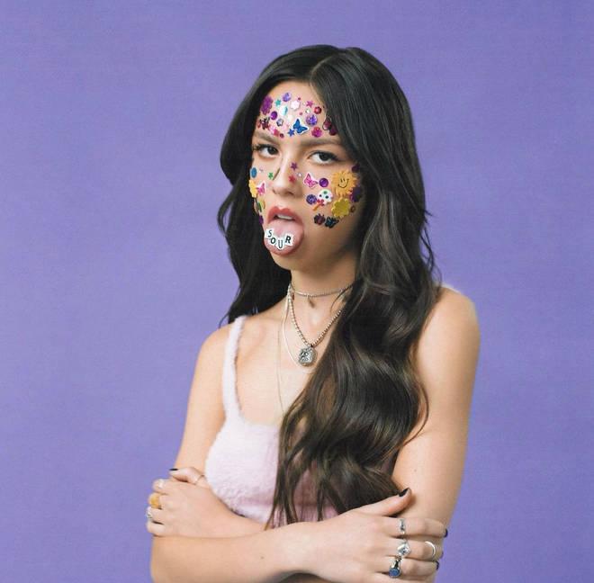 Olivia Rodrigo's debut album 'Sour' will drop on May 21.