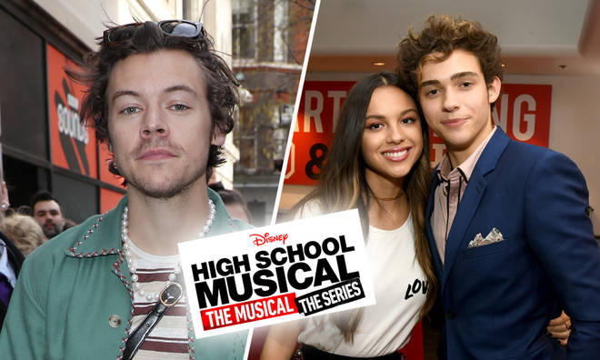 Harry Styles got a reference in High School Musical: The Musical – The Series season 2