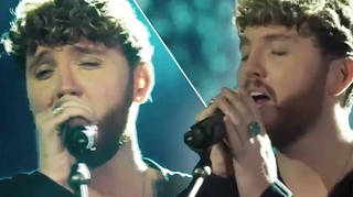 James Arthur's cameo on a Brazilian soap opera is everything