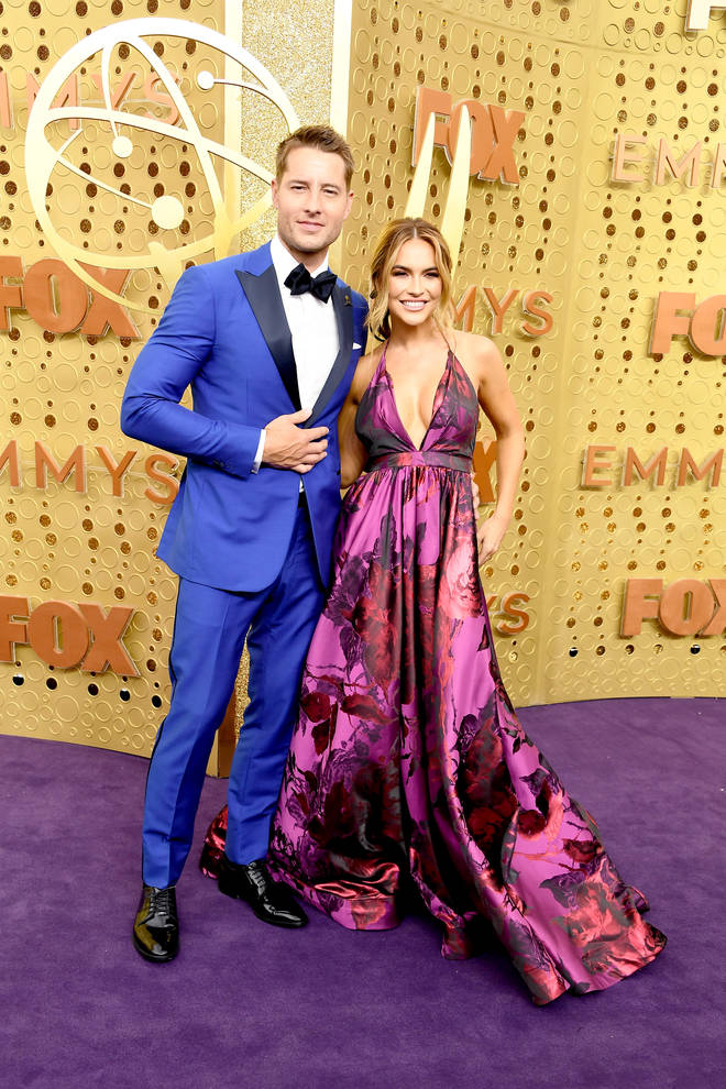 Justin Hartley and Chrishell Stause split at the end of 2019