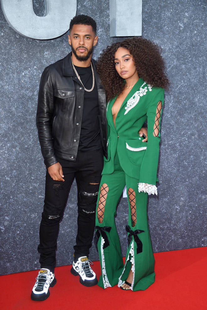 Leigh-Anne Pinnock and Andre Gray announce their organisation that aims to tackle racism in the industry