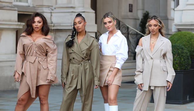 Leigh-Anne Pinnock opened up about how she felt being the only black member of Little Mix