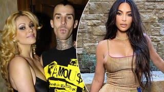 Shanna Moakler claimed Travis Barker was formerly 'involved' with Kim Kardashian.