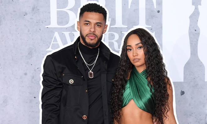Leigh-Anne Pinnock and Andre Gray launch of The Black Fund after Race, Pop & Power documentary