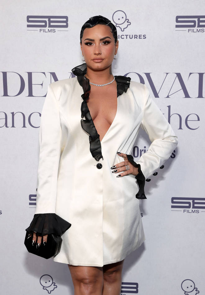 Demi Lovato gets real with fans in her documenatary, 'Dancing with the Devil'