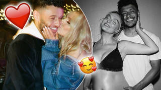 Perrie Edwards and Alex Oxlade-Chamberlain have been together for four years