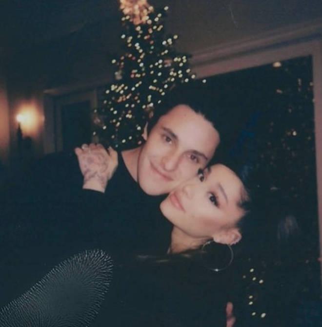 Dalton Gomez and Ariana Grande reportedly had an intimate wedding