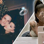 Ariana Grande's new husband, Dalton Gomez, designed a custom wedding band for the singer