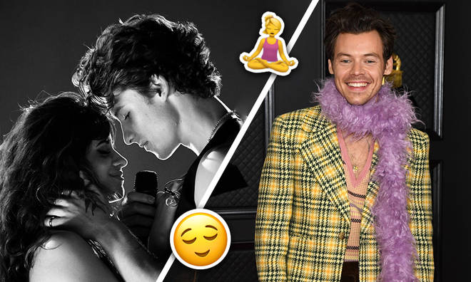 Celebrities like Camilla Cabello, Shawn Mendes and Harry Styles are collaborating with meditation apps