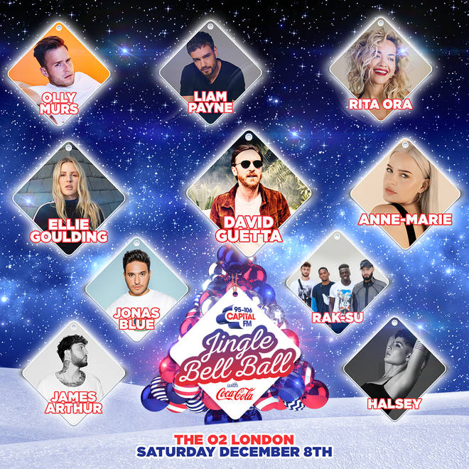 Here's who's performing on night one of the #CapitalJBB!