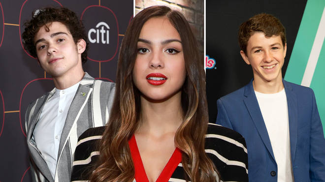Olivia Rodrigo dated Ethan Wacker before rumoured ex Joshua Bassett