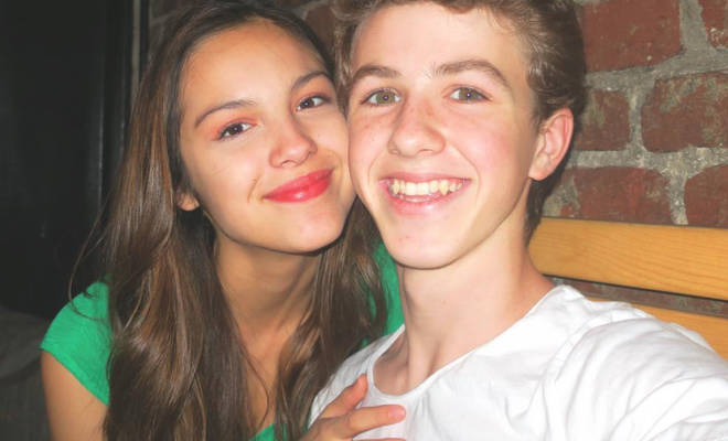 Ethan Wacker and Olivia Rodrigo dated for less than a year in 2019