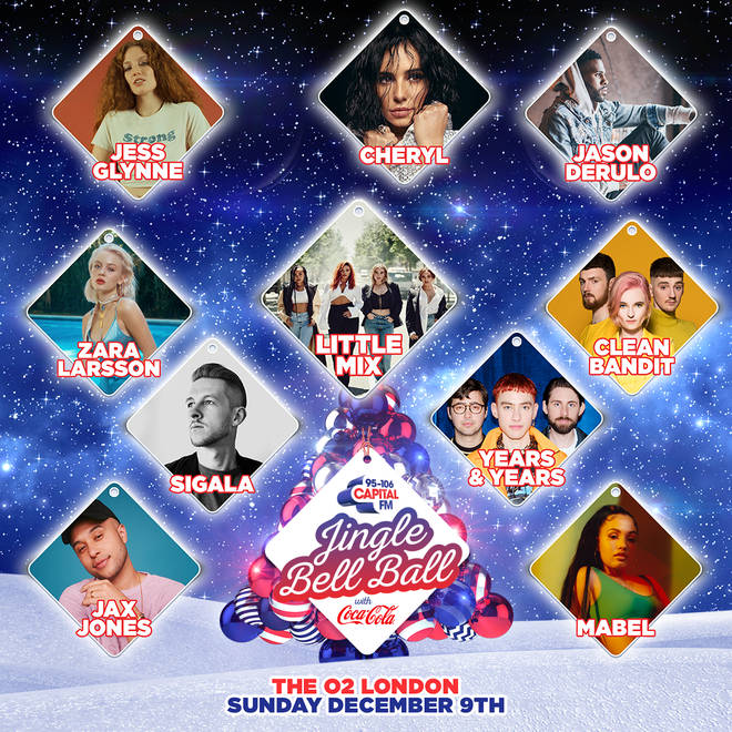 Here's who's performing on night two of the #CapitalJBB!