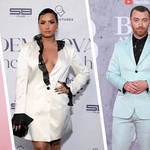 Celebrities like Demi Lovato and Sam Smith are being vocal about their pronouns