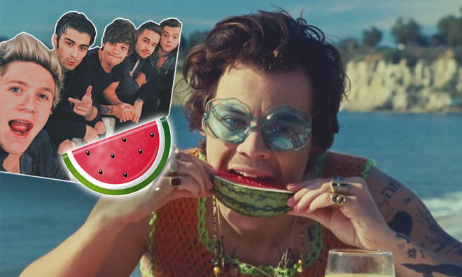 Was One Direction the inspiration behind Harry Styles' 'Watermelon Sugar'?