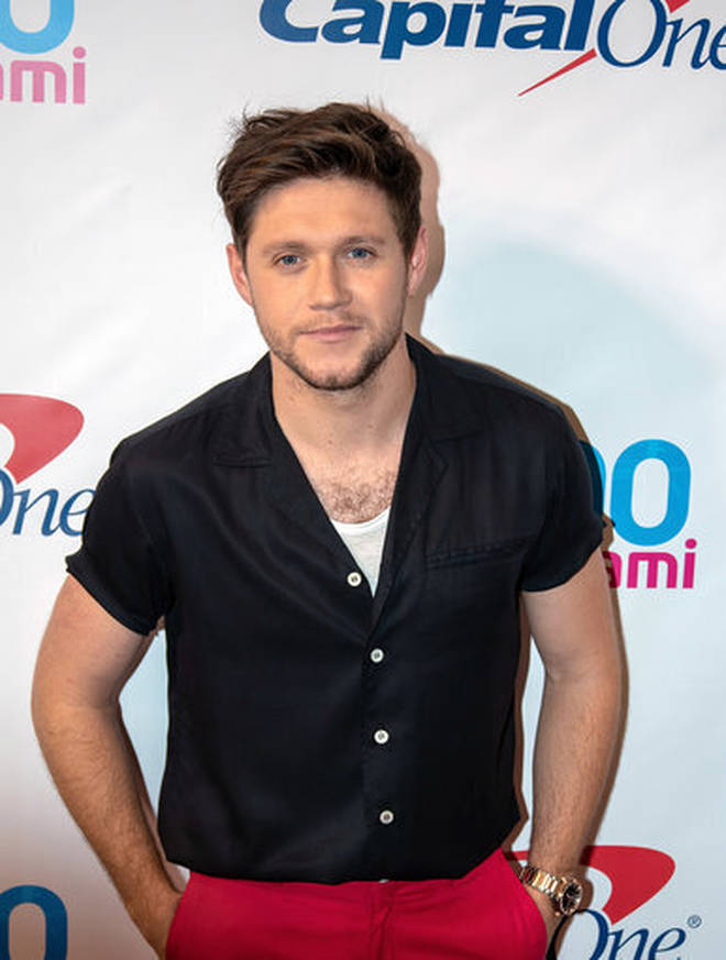 Niall Horan has been recording new music for his third album NH3