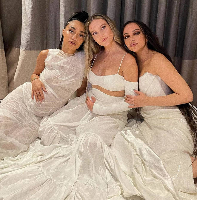 Little Mix dropped 'Confetti' with Saweetie as their first single as a trio