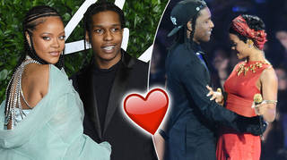 Rihanna and A$AP Rocky are officially a couple