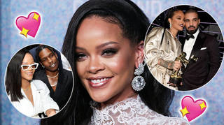 Rihanna has been in some high-profile relationships