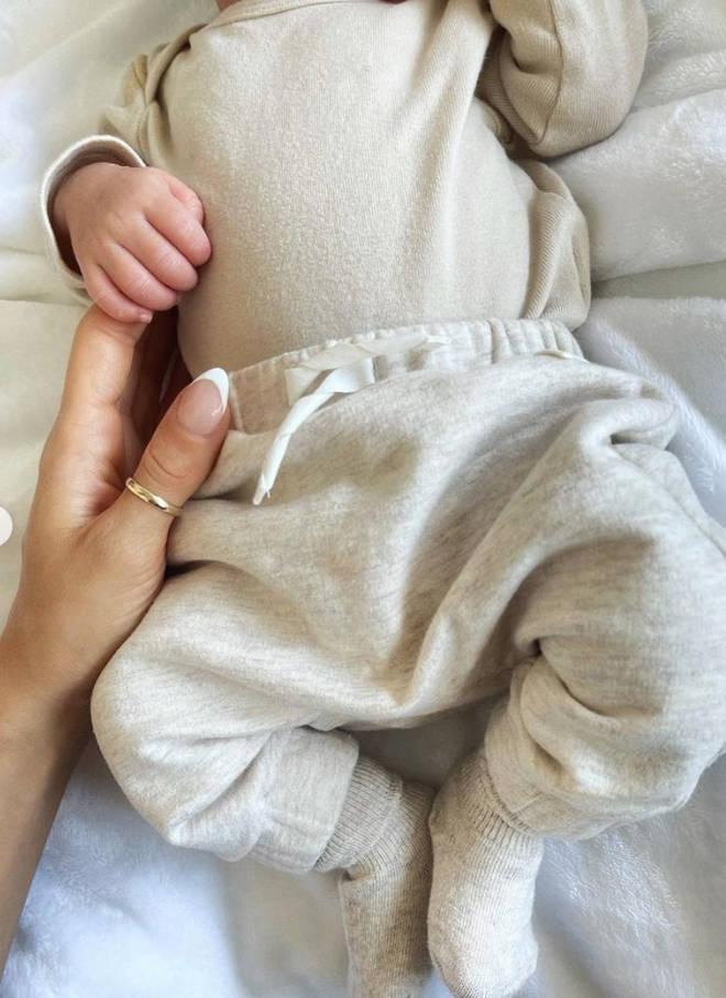 Jena Frumes and Jason Derulo share a baby boy named Jason King Derulo