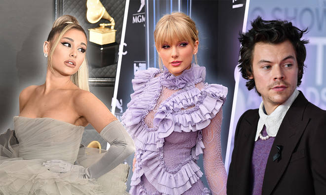 Celebrities like Ariana Grande, Taylor Swift and Harry Styles are making a difference to fans' lives