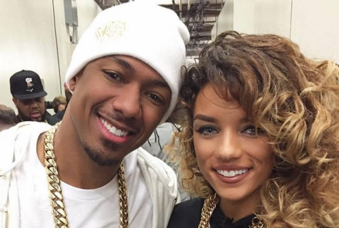 Jena Frumes and Nick Cannon are said to have dated in 2016
