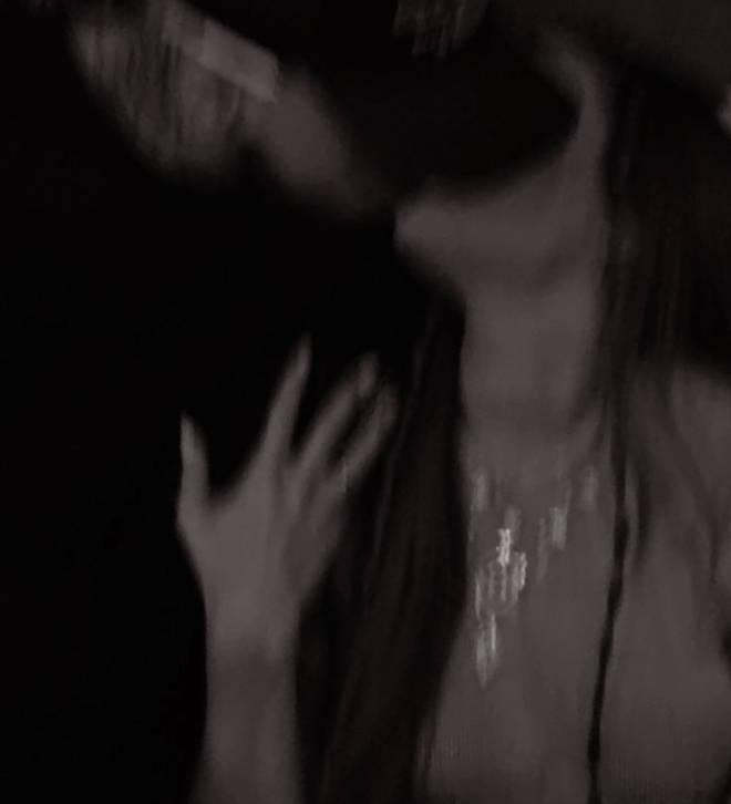 Gigi Hadid shared a snap sharing a kiss with Zayn Malik