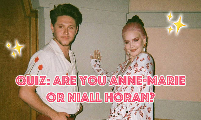 Are you the Anne-Marie or Niall Horan of your friendship group?
