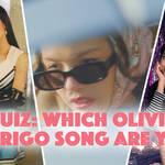 Olivia Rodrigo has just released 'Sour'