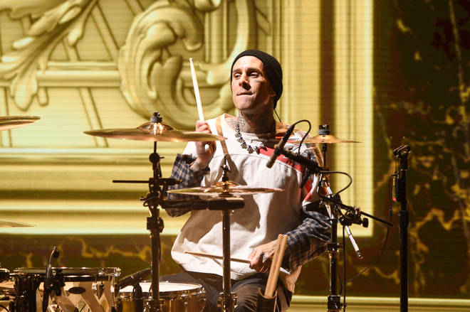 Travis Barker had a short romance with the singer