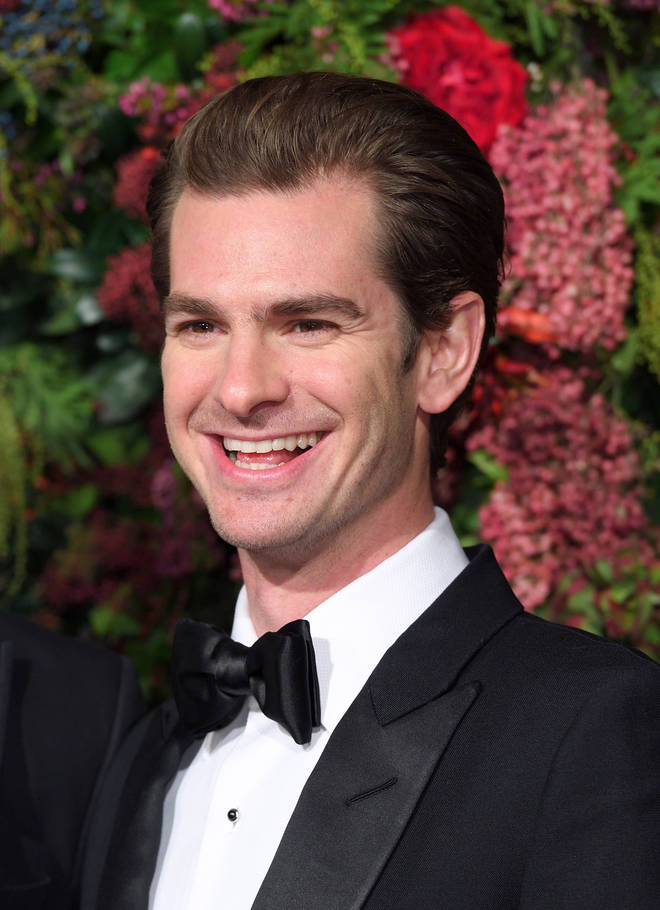 Andrew Garfield and Rita Ora spent a romantic Christmas together
