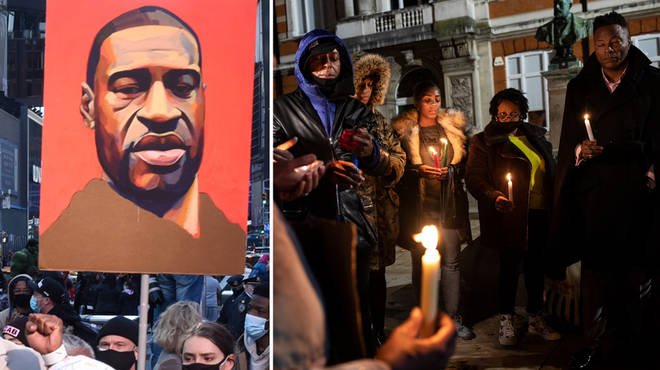 Vigils are going ahead around the world on 25 May to remember victims of police brutality