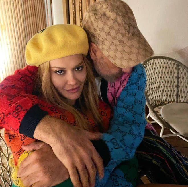 Rita Ora and Taika Waititi made their relationship Instagram official