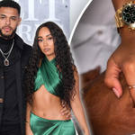 Leigh-Anne Pinnock and Andre Gray are devastated over the missing ring