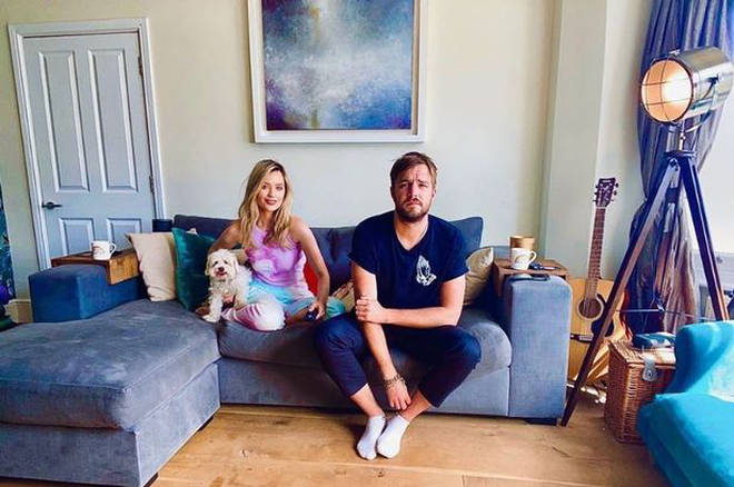 Laura Whitmore and Iain Stirling are returning to Celebrity Gogglebox