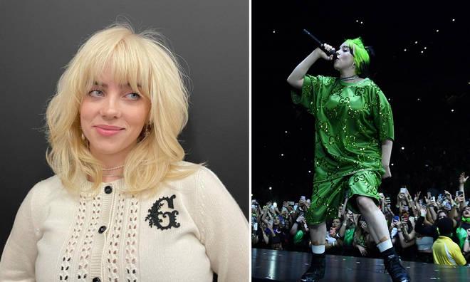 Billie Eilish has announced her 'Happier Than Ever' world tour