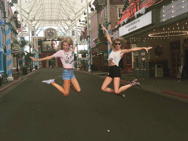 Mega-stars Taylor Swift and Blake Lively have been friends for years