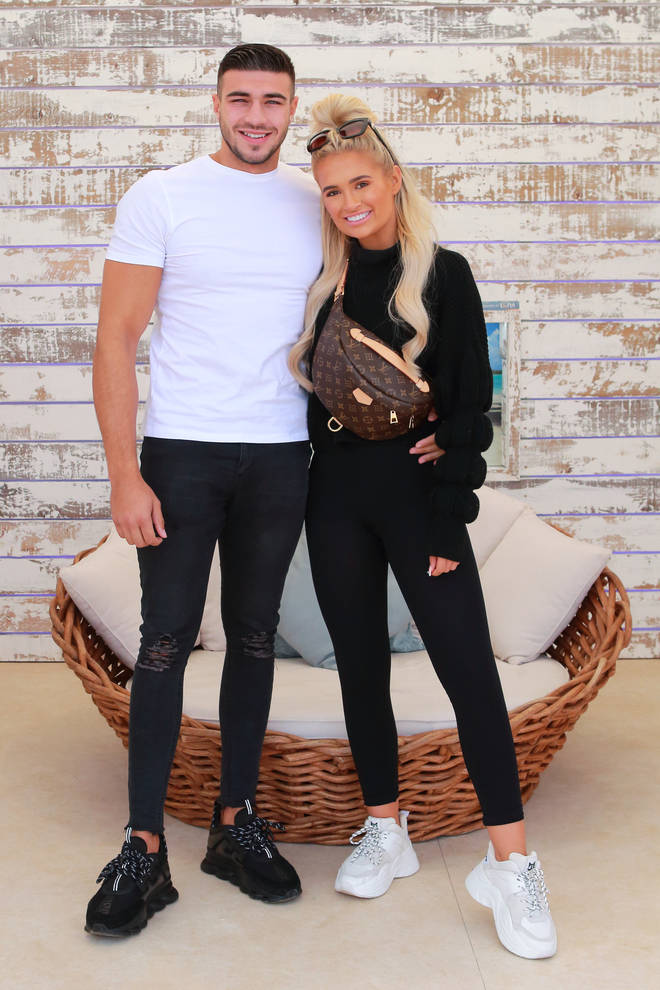 Love Island made Molly-Mae Hague and Tommy Fury famous