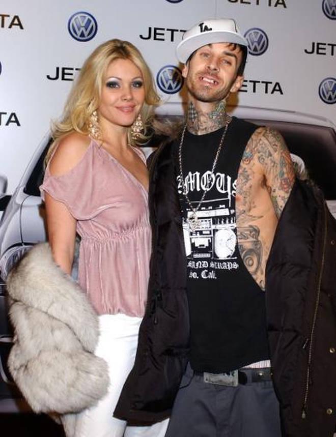 Shanna Moakler and Travis Barker got divorced in 2008