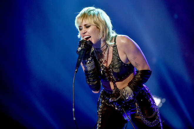 Miley Cyrus has always been candid about gender and expression