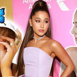 Ariana Grande has a number of body tattoos